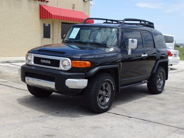 2007 Toyota FJ Cruiser 4WD AT San Antonio , Texas 6