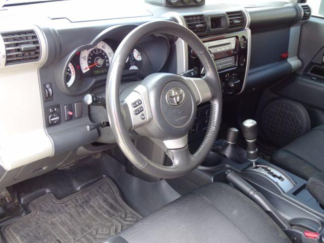 2007 Toyota FJ Cruiser 4WD AT San Antonio , Texas 7