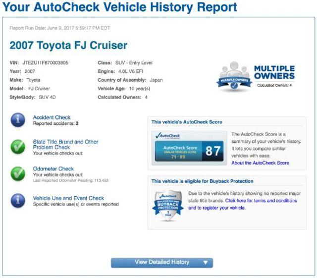 2007 Toyota FJ Cruiser 2WD San Antonio , Texas 11