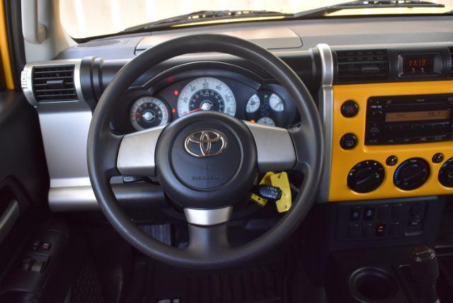 2007 Toyota FJ Cruiser 2WD San Antonio , Texas 17