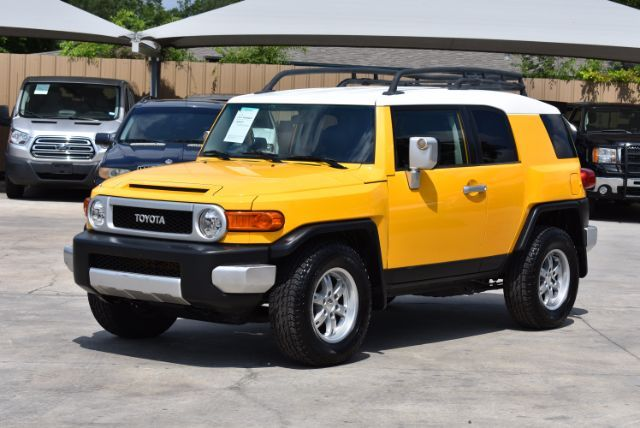 2007 Toyota FJ Cruiser 2WD San Antonio , Texas 2