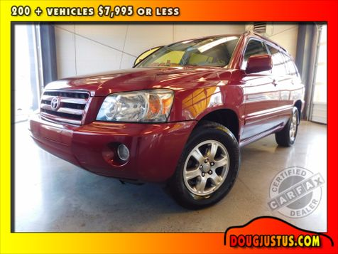 2007 Toyota Highlander Sport w/3rd Row in Airport Motor Mile ( Metro Knoxville ), TN