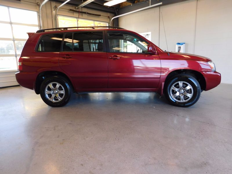 2007 Toyota Highlander Sport w3rd Row  city TN  Doug Justus Auto Center Inc  in Airport Motor Mile ( Metro Knoxville ), TN
