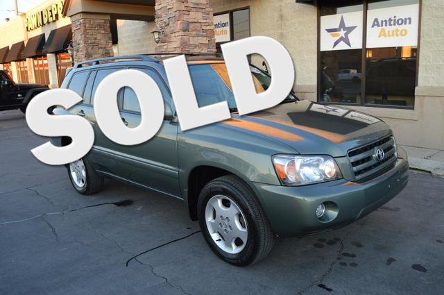 2007 Toyota Highlander Limited w/3rd Row | Bountiful, UT | Antion Auto in Bountiful UT