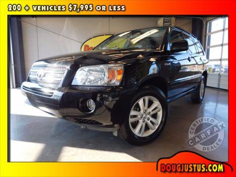 2007 Toyota Highlander Hybrid Limited in Airport Motor Mile ( Metro Knoxville ), TN