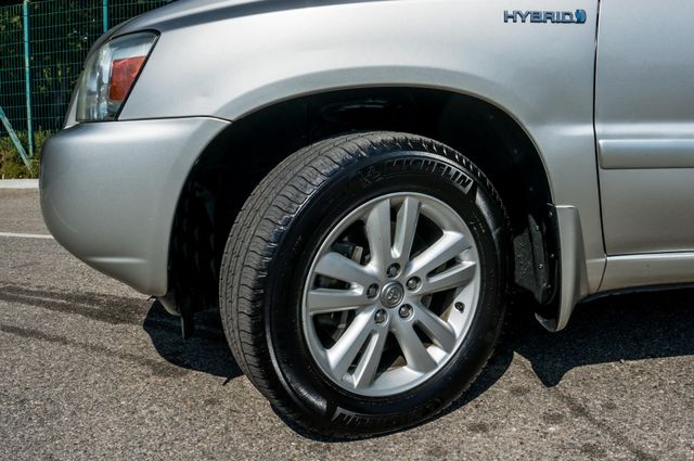 2007 Toyota Highlander Hybrid Limited - LTHR - 85K MILES - HTD STS Reseda, CA 12