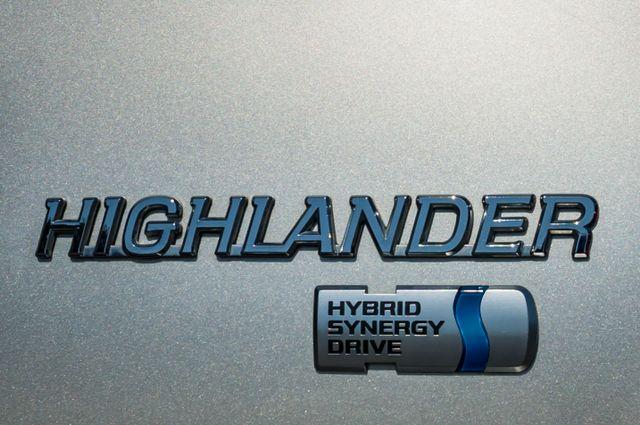 2007 Toyota Highlander Hybrid Limited - LTHR - 85K MILES - HTD STS Reseda, CA 47