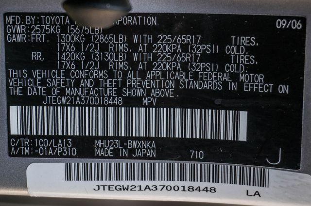 2007 Toyota Highlander Hybrid Limited - LTHR - 85K MILES - HTD STS Reseda, CA 37