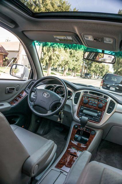 2007 Toyota Highlander Hybrid Limited - LTHR - 85K MILES - HTD STS Reseda, CA 45