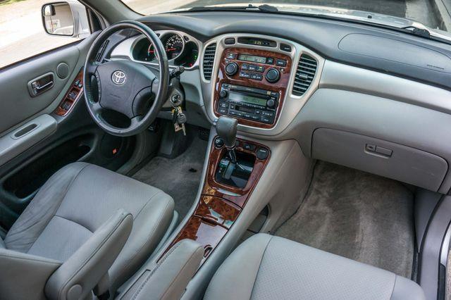 2007 Toyota Highlander Hybrid Limited - LTHR - 85K MILES - HTD STS Reseda, CA 31