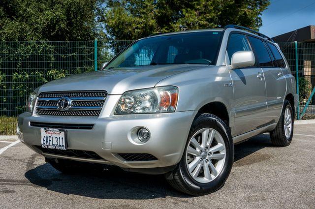2007 Toyota Highlander Hybrid Limited - LTHR - 85K MILES - HTD STS Reseda, CA 39