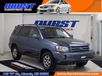 2007 Toyota Highlander Base Lincoln, Nebraska 0