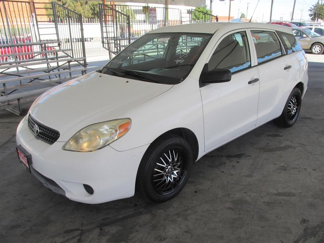 2007 Toyota Matrix STD This particular Vehicles true mileage is unknown TMU Please call or e-m