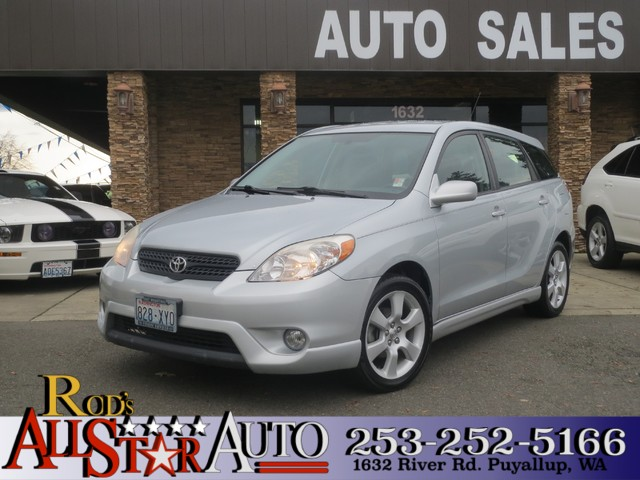 2007 Toyota Matrix STD The CARFAX Buy Back Guarantee that comes with this vehicle means that you c