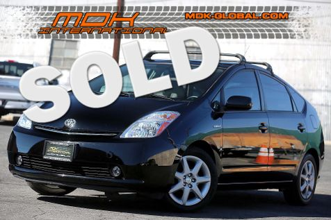 2007 Toyota Prius Touring - Pkg 6 - Nav - Leather - Roof rack in Los Angeles