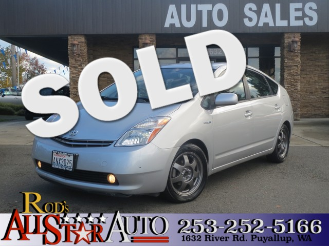 2007 Toyota Prius The CARFAX Buy Back Guarantee that comes with this vehicle means that you can bu