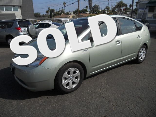 2007 Toyota Prius San Diego, CA