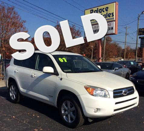 2007 Toyota RAV4 Limited in Charlotte, NC