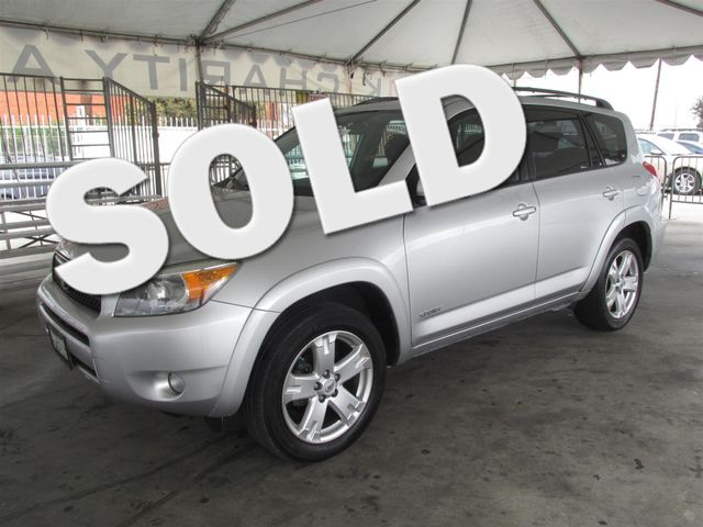 2007 Toyota RAV4 Sport Please call or e-mail to check availability All of our vehicles are avai