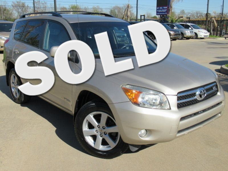 2007 Toyota RAV4 Limited 4WD | Houston, TX | American Auto Centers in Houston TX