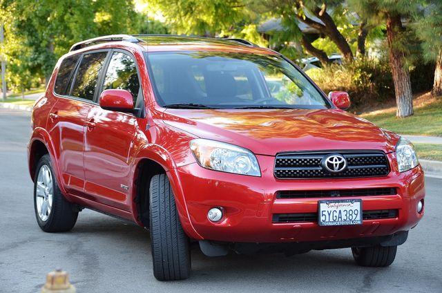 2007 Toyota RAV4 Sport Reseda, CA 6