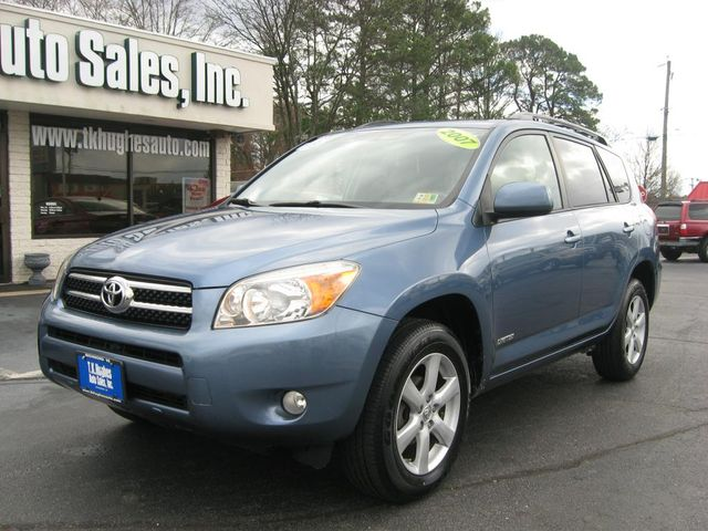 2007 Toyota RAV4 Limited Richmond, Virginia 1