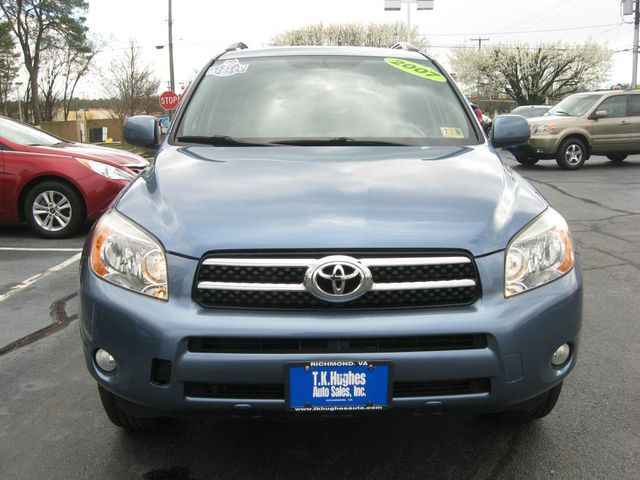 2007 Toyota RAV4 Limited Richmond, Virginia 2