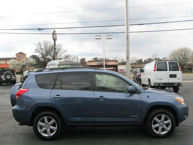 2007 Toyota RAV4 Limited Richmond, Virginia 4