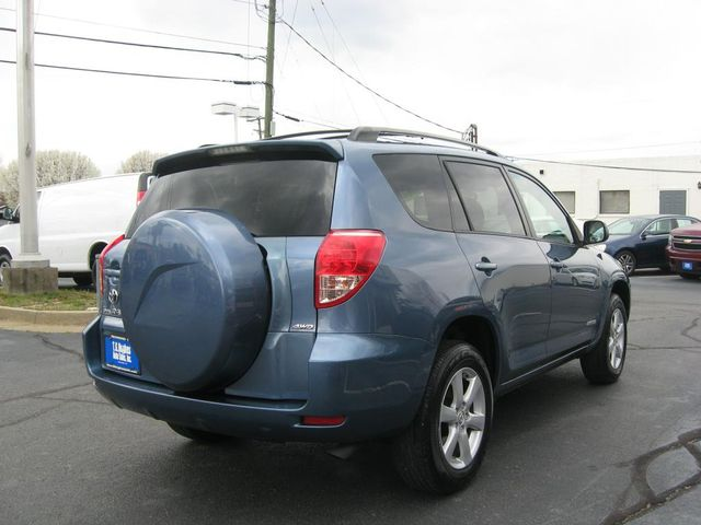 2007 Toyota RAV4 Limited Richmond, Virginia 5