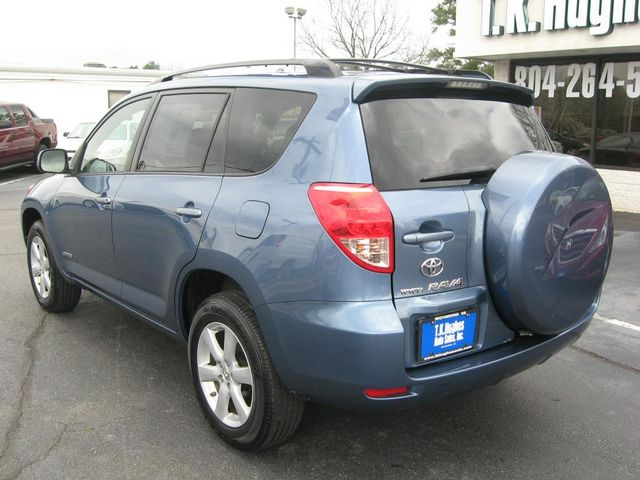 2007 Toyota RAV4 Limited Richmond, Virginia 7