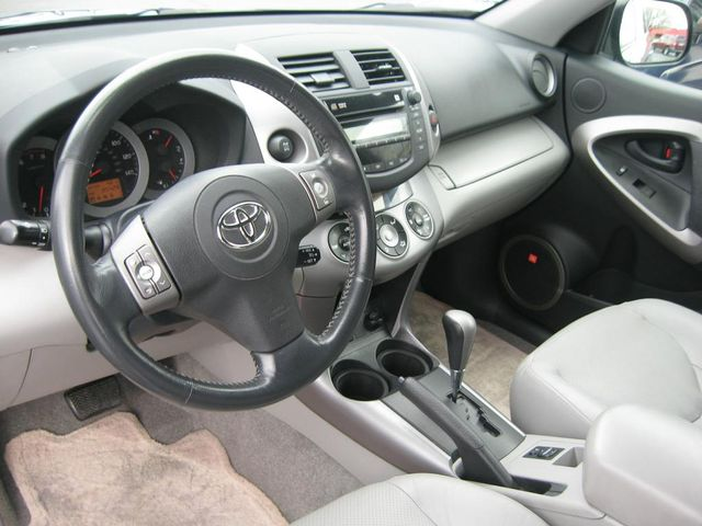 2007 Toyota RAV4 Limited Richmond, Virginia 8