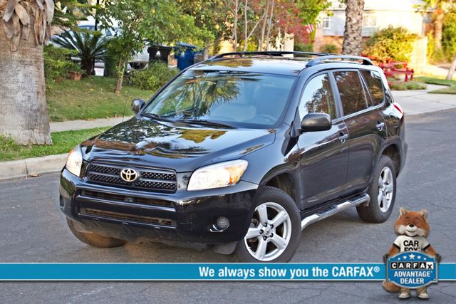 2007 Toyota RAV4 SPORT UTILITY AUTOMATIC ALLOY WHLS 1-OWNER SERVICE RECORDS AVAILABLE Woodland Hills, CA 0