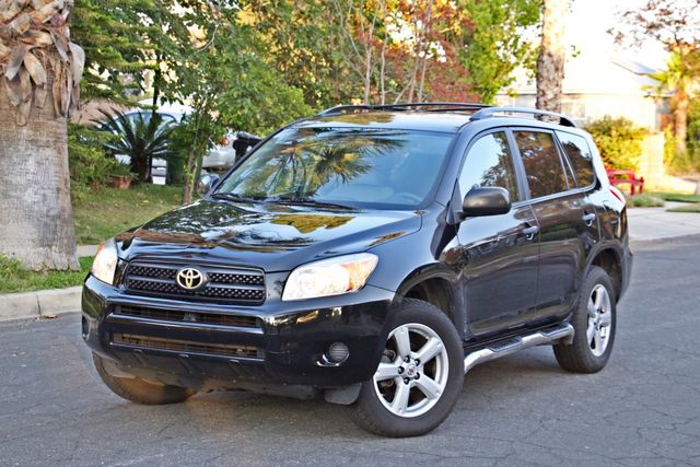 2007 Toyota RAV4 SPORT UTILITY AUTOMATIC ALLOY WHLS 1-OWNER SERVICE RECORDS AVAILABLE Woodland Hills, CA 1