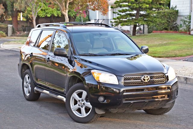 2007 Toyota RAV4 SPORT UTILITY AUTOMATIC ALLOY WHLS 1-OWNER SERVICE RECORDS AVAILABLE Woodland Hills, CA 11