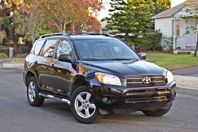 2007 Toyota RAV4 SPORT UTILITY AUTOMATIC ALLOY WHLS 1-OWNER SERVICE RECORDS AVAILABLE Woodland Hills, CA 12