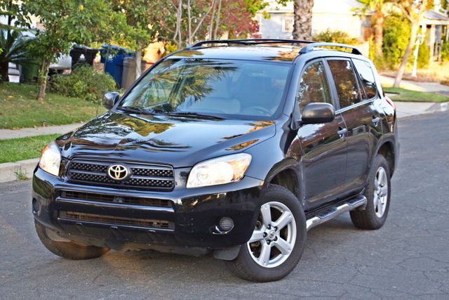 2007 Toyota RAV4 SPORT UTILITY AUTOMATIC ALLOY WHLS 1-OWNER SERVICE RECORDS AVAILABLE Woodland Hills, CA 2