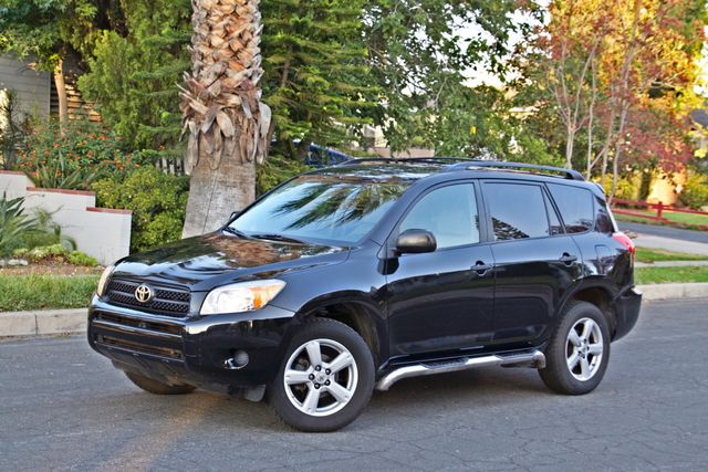 2007 Toyota RAV4 SPORT UTILITY AUTOMATIC ALLOY WHLS 1-OWNER SERVICE RECORDS AVAILABLE Woodland Hills, CA 3