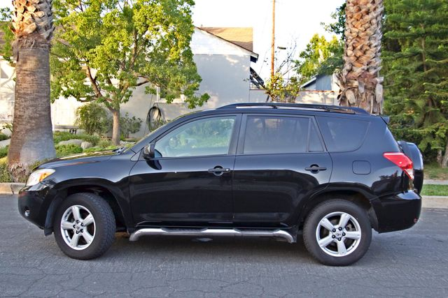 2007 Toyota RAV4 SPORT UTILITY AUTOMATIC ALLOY WHLS 1-OWNER SERVICE RECORDS AVAILABLE Woodland Hills, CA 4