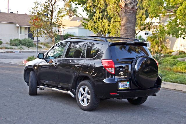 2007 Toyota RAV4 SPORT UTILITY AUTOMATIC ALLOY WHLS 1-OWNER SERVICE RECORDS AVAILABLE Woodland Hills, CA 5