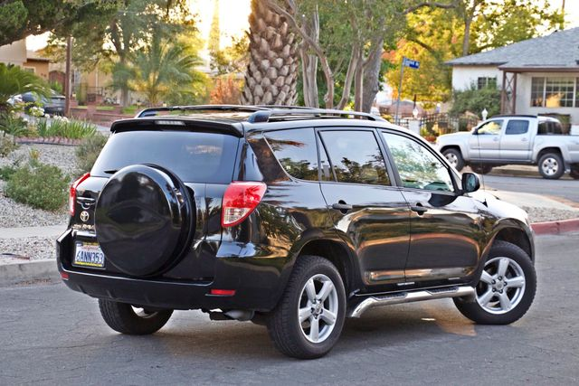 2007 Toyota RAV4 SPORT UTILITY AUTOMATIC ALLOY WHLS 1-OWNER SERVICE RECORDS AVAILABLE Woodland Hills, CA 7