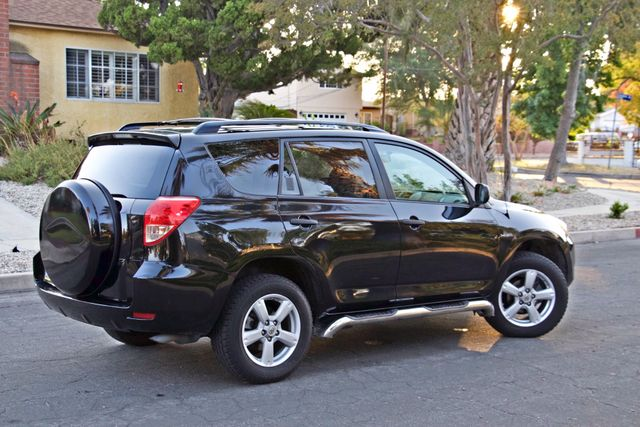 2007 Toyota RAV4 SPORT UTILITY AUTOMATIC ALLOY WHLS 1-OWNER SERVICE RECORDS AVAILABLE Woodland Hills, CA 8