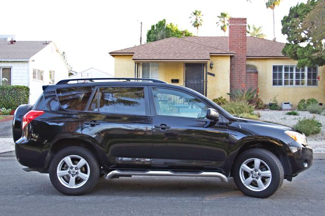 2007 Toyota RAV4 SPORT UTILITY AUTOMATIC ALLOY WHLS 1-OWNER SERVICE RECORDS AVAILABLE Woodland Hills, CA 9