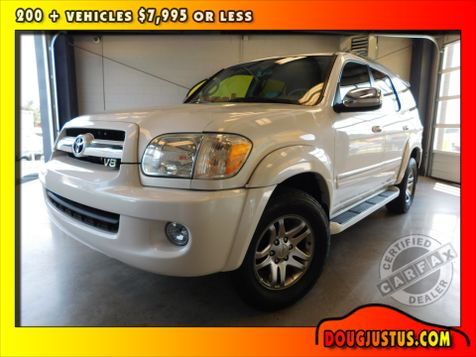 2007 Toyota Sequoia Limited in Airport Motor Mile ( Metro Knoxville ), TN