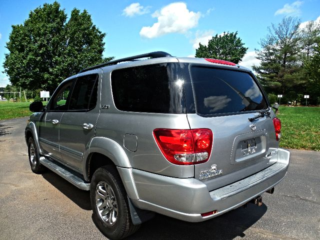 2007 Toyota Sequoia FULLY LOADED WITH LEATHER AND ROOF Leesburg, Virginia 2
