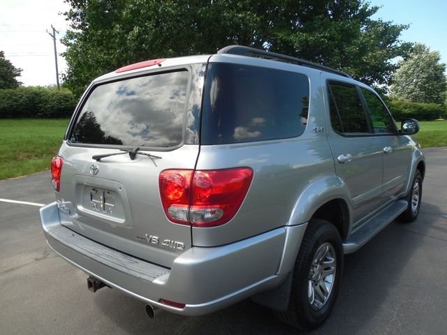 2007 Toyota Sequoia FULLY LOADED WITH LEATHER AND ROOF Leesburg, Virginia 3