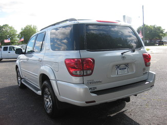 2007 Toyota Sequoia Limited in LOXLEY, AL