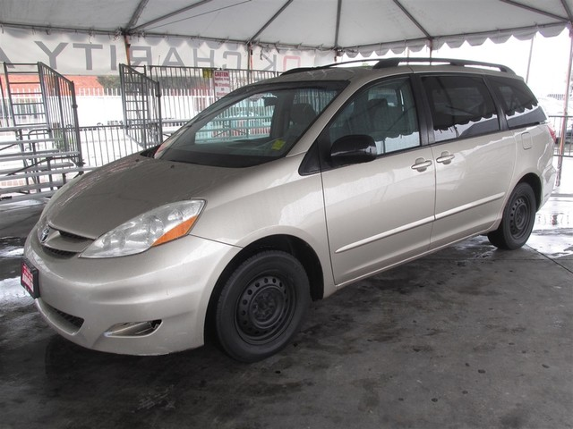 2007 Toyota Sienna LE This particular Vehicle comes with 3rd Row Seat Please call or e-mail to ch