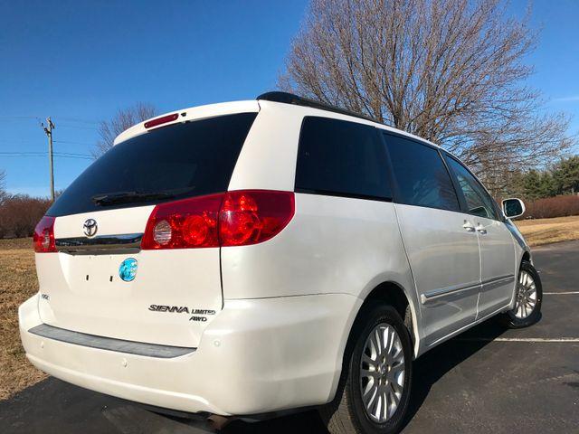 2007 Toyota Sienna XLE Ltd ALL WHEEL DRIVE W/NAVIGATION Leesburg, Virginia 3
