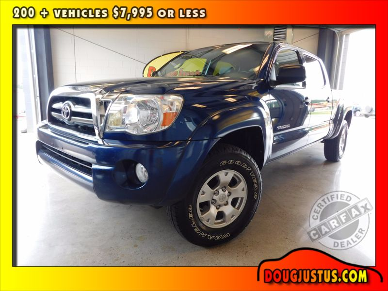 2007 Toyota Tacoma DOUBLE CAB LONG  city TN  Doug Justus Auto Center Inc  in Airport Motor Mile ( Metro Knoxville ), TN