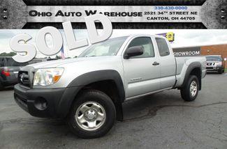 2007 Toyota Tacoma 4x4 Access Cab 1-Owner Clean Carfax We Finance | Canton, Ohio | Ohio Auto Warehouse LLC in  Ohio
